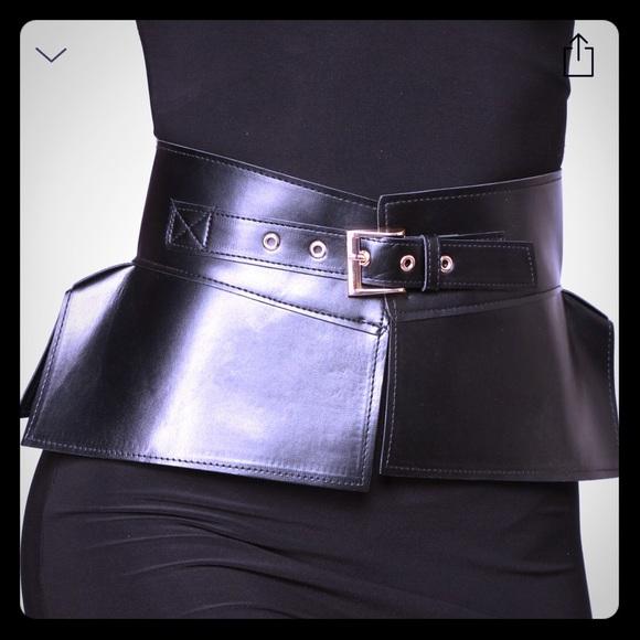 26e71f8bd5 Peplum corset belt. M 5b9ef4ad03087ceb949cbcc1
